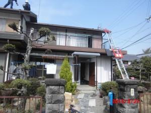 I様邸:屋根塗装工事
