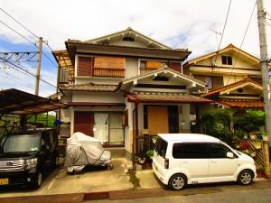 N様邸:外壁塗装工事