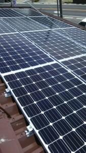 N様邸:太陽光パネル設置工事
