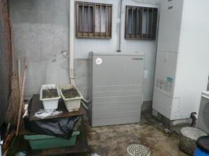 M様邸:蓄電池設置工事
