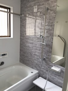 U様邸:風呂リフォーム工事