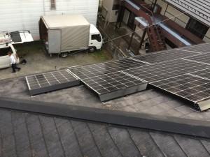T様邸:太陽光パネル設置工事