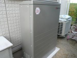 H様邸:蓄電池設置工事
