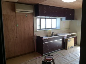 M様邸:キッチンリフォーム工事