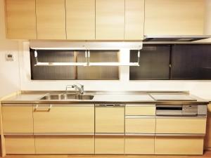 U様邸:キッチン工事