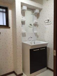 K様邸:洗面所リフォーム