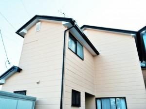K様邸:外壁・屋根塗装工事