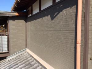 N様邸:外壁サイディング工事