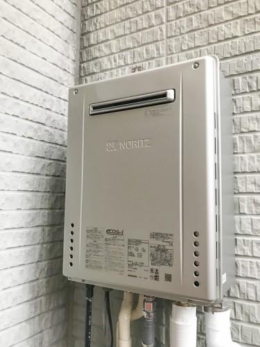 S様邸:ガス給湯器交換工事