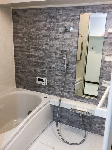 T様邸:浴室リフォーム工事