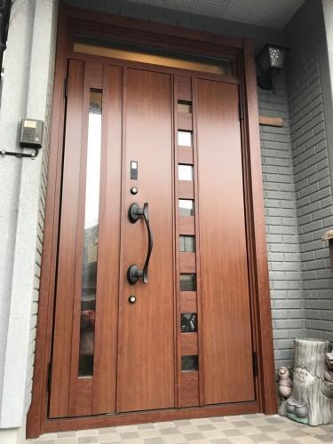 Y様邸:玄関リフォーム
