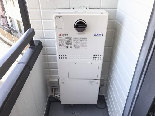 K様邸:ガス給湯器交換工事