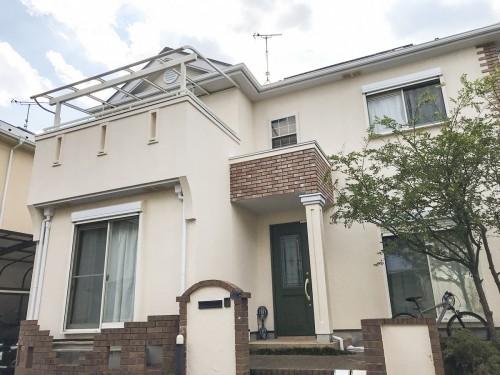 N様邸:外壁・屋根塗装工事