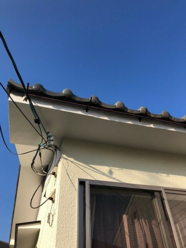 H様邸:外壁・屋根補修工事