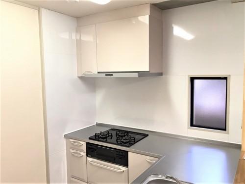 築20年マンションのキッチンリフォームのご紹介です。