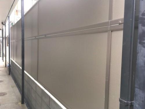 H様邸:フェンス設置工事