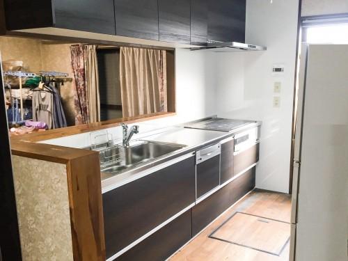 築23年戸建のキッチンリフォームのご紹介です。