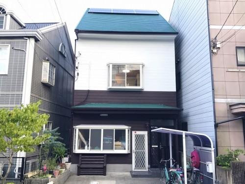 築20年戸建の屋根・外壁塗装工事のご紹介です。