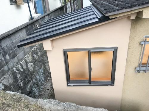 戸建の窓リフォームのご紹介です。