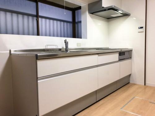 築40年戸建のキッチンリフォームのご紹介です。