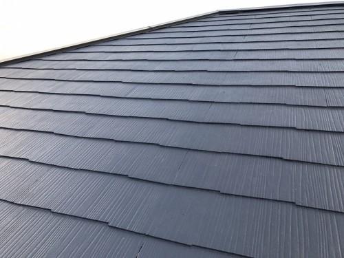 築19年戸建ての屋根塗装工事のご紹介です。