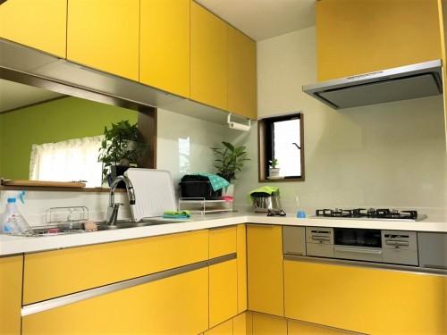 築22年戸建てのキッチンリフォームのご紹介です。