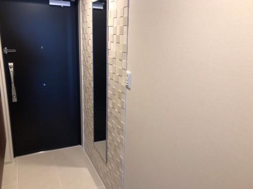 新築マンションの内装工事のご紹介です。