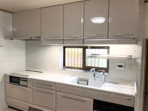 築21年戸建てのキッチンリフォームのご紹介です。