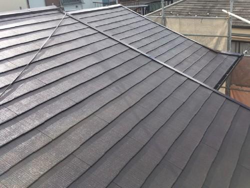 築18年戸建ての外壁屋根塗装工事のご紹介です。
