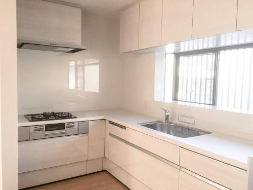 築37年戸建てのキッチンリフォームのご紹介です。