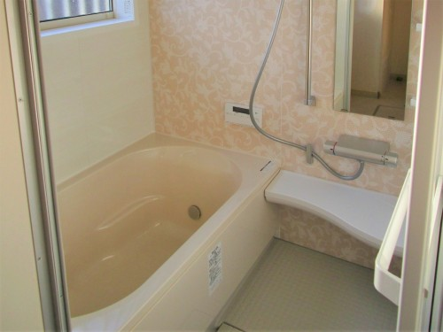 築28年戸建ての浴室リフォームのご紹介です。