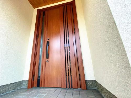 M様邸:玄関リフォーム