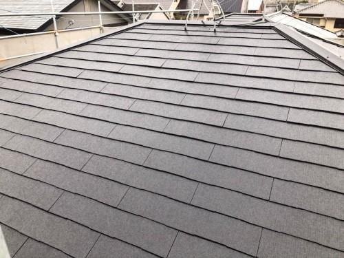 築30年戸建ての外壁屋根塗装工事のご紹介です。