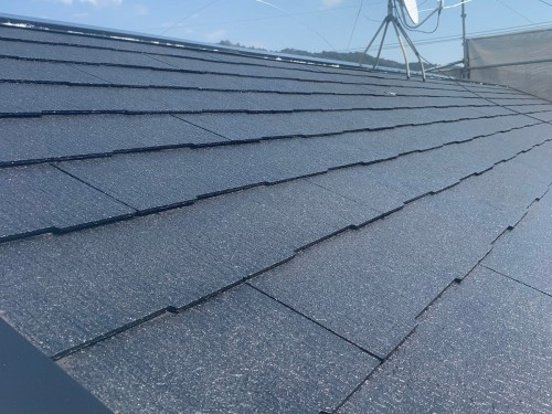 築20年戸建ての外壁・屋根塗装工事のご紹介です。