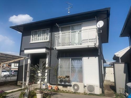 築31年戸建ての外壁屋根塗装工事のご紹介です。