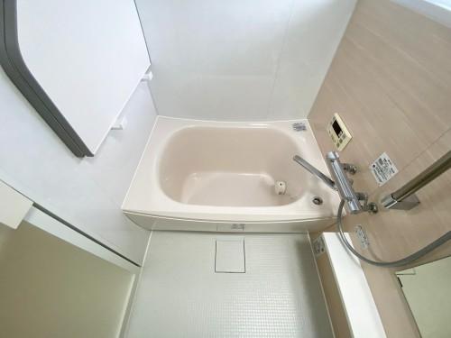 浴室を明るくリフォーム