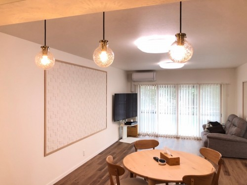 築40年マンションの内装リフォームのご紹介です。