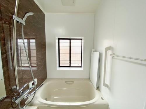 浴室リフォームで清掃性アップ!