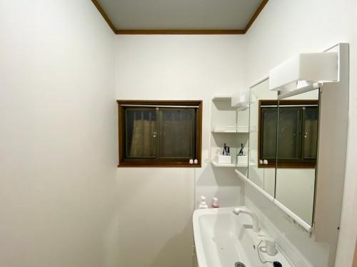 洗面所の内装リフォーム