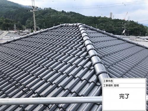 築30年戸建ての屋根外壁塗装工事のご紹介です。