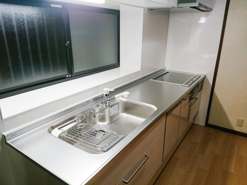 戸建てのキッチンリフォームのご紹介です。