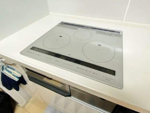 築18年マンションのキッチンリフォームのご紹介です。