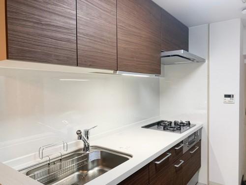 築34年マンションのキッチンリフォームのご紹介です。