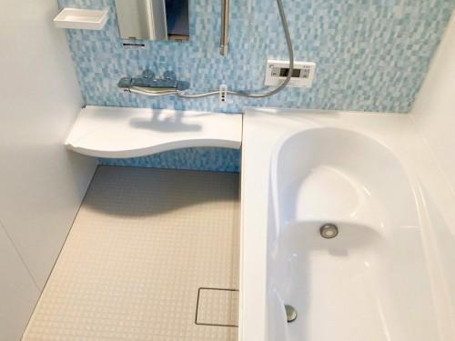 浴室リフォームでお風呂時間を楽しく!
