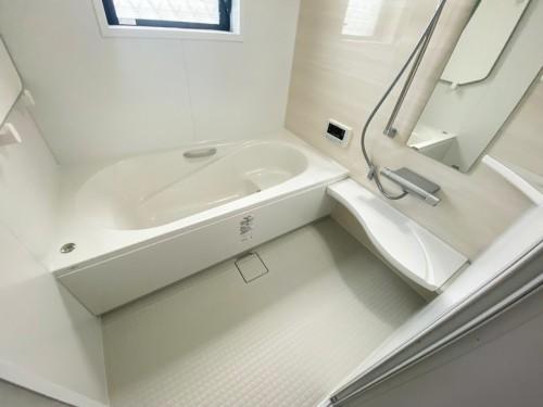 浴室リフォームで気分もリフレッシュ!