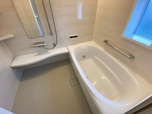 新生活のための浴室リフォーム